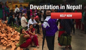 Devastation in Nepal! Help Now