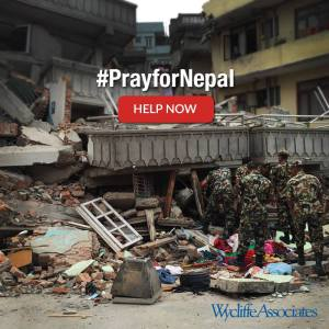 Pray For Nepal - Wycliffe Associates